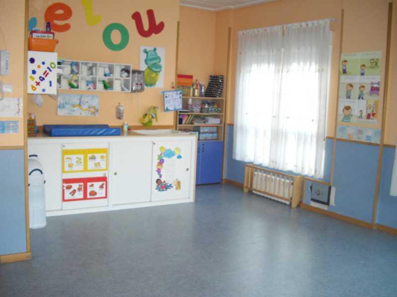 Guardería La Alberca - Aula 1